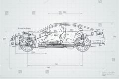 stock-vector-detailed-engineering-drawing-of-the-car-vector-illustration-364153160